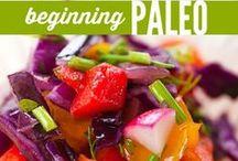 Paleo Ambitions / by Hannah Davis