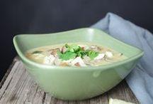 suppenliebe - nikesherztanzt. / vegane und vegetarische Rezepte für Suppen und Eintöpfe, die ich auf meinem Blog nikesherztanzt veröffentlicht habe.