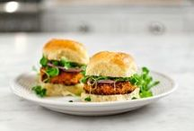 burger // sandwiches - food. / burger time! und stullen, sandwiches, kniften und co.