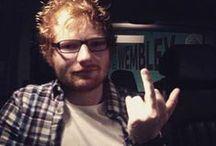 e d s h e e r a n• / Ed Sheeran<3