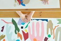 värejä & muotoja