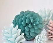 Create - DIY Decor / Ideas for making your own decor and art for home.