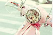 Wheels / by Zia Alegre