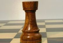 Economy Chess Sets / Affordable chess sets and chess pieces over at ChessBaron. Made in grade one solid sheesham and chidar wood. Everything is solid wood.