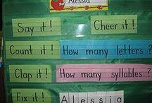 Teacher ideas / by Kala Bush