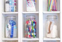 Mama loves organizing