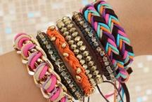 Crafting - Bracelets!