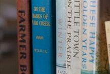 Books ....: )  / by Erin Savastio