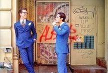 Style / Men's apparel