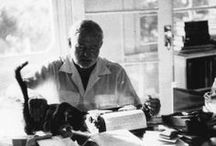Hemingway / by Vintage Classics
