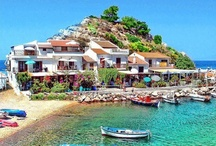 Greece... let me show you around / Islands, streets, beaches from my beautiful hometown