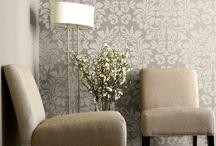 Wallpaper & decorated walls