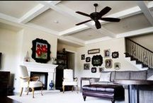 Blooms in Living Rooms / Create a beautiful family space by stylishly displaying your favorite photos!