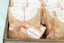 DIY Kraft Merchandise Bag Projects