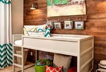 Kids rooms / by Valerie Bishop