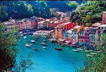 Travel Italy / Italy travel photos and travel tips. You won't want to miss these Italian sights and attractions.
