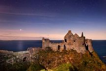 Enchanting Castles / Experience royalty when you travel by checking out these enchanting castles.