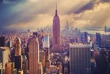 New York City / Travel photos and travel tips for New York City. #NYC