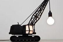 Lights and lighting / by Heskel Balas