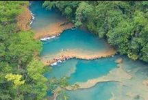 Central America / Breathtaking views of Central America