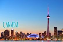 Travel Canada / Travel photos and travel tips for Canada so you can make the most of your trip to the great white north.