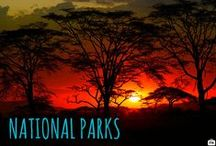 Stunning National Parks / Take in some natural beauty with some stunning National Parks.