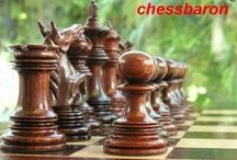Luxury Chess Sets / The Ultimate in Chess Sets - amazing workmanship, rare woods - pure luxury