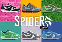 Buty sportowe - Wiosna 2015 / Przed Wami trzecia kolekcja butów sportowych marki Hooy. Oto mały jej przedsmak.