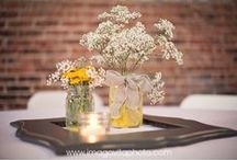 Blooms at Weddings / The Organic Bloom frames are a unique way to complement your ceremony and reception decor with a piece that will showcase treasured memories in your home for generations.
