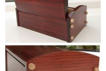 Luxury | Jewellery | Boxes / We've discovered that our chess piece artisans are just as skilled at handcrafting these stunning solid wooden luxury jewellery boxes. We think you will love them as much as we do!