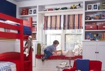 John's Big Boy Room / by Lizzie Storer