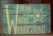 Winter-Crafts & Holiday / by Corby N