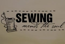 Sewing: Project & Gift Ideas / by a couple of dinks :-)