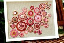 craft ideas.... / by Vesna
