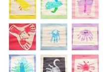 Kids Arts & Crafts / by Kim DuPreez Johnson