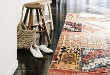 Raw & Natural Rugs / of earthly surroundings