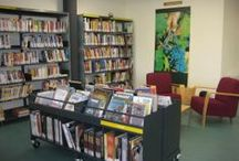 La Biblioteca / Aquest és el nostre espai, ple de llibres i de llum. Veniu i disfruteu-lo