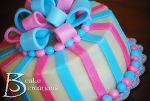 Gender Reveal Party / We already had our gender party, it was fantastic! But, I can't delete this board because it's so cute! :) / by Stephanie Rorie