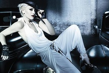 Gwen Stefani / Style Icon. Sexy Mama. Singer of my favourite band. My obsession.