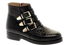 Footwear! / Nice shoes.