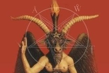 Hail Satan! / For Satanic panic, hexploitation and other occult fun, take the left hand path.  / by Kat Saunt