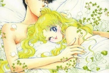 Manga! / Where my imagination and drawing skills grew up. / by Kat Saunt