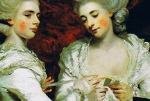 C18th! / Rococo a go go. / by Kat Saunt