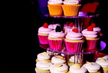 Cupcakes, YUM! / Our adorable cupcakes bring out the inner child in all. Fun, colorful and on-trend. With a surprise filling in each...who could resist?
