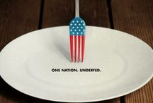 End Hunger in America | A Place at the Table / One nation. Underfed. #TakeYourPlace