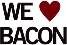 BACONFEST / We are celebrating BACON all month long.
