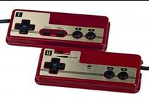 Famicom - 1983 / Nintendo's home console from 1983 that was eventually released as the NES in North America.