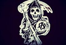 ★ Sons of Anarchy ★ / One of my favorite shows!  / by Crystal Halliburton Winston