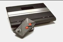 7800 ProSystem - 1986 / The 7800 ProSystem, a home video game console by Atari 1986.