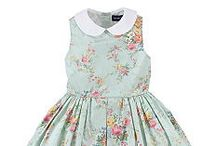 Sewing Inspiration! / Girls' Dresses / by Celia Anne Butcher